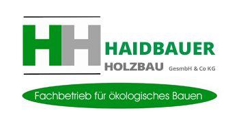 Holzbau Haidbauer GesmbH & Co KG