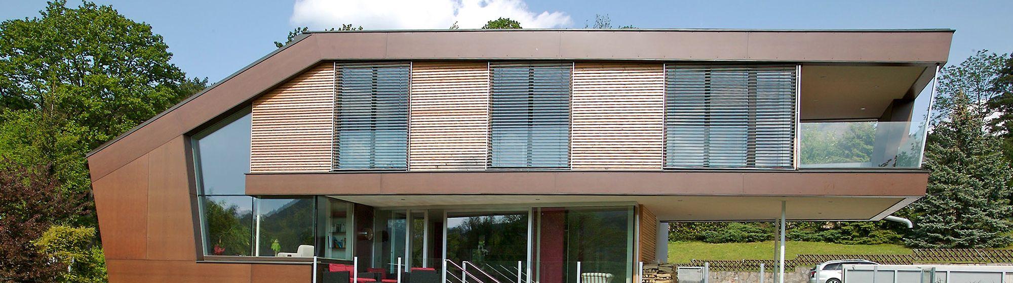 Haidbauer Holzbau - Holzhaus