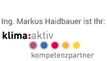 Haidbauer Holzbau - Klimaaktiv Kompetenzpartner