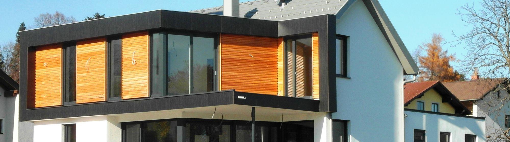 Haidbauer Holzbau - Anbau