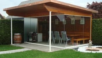 Haidbauer Holzbau - Gartenhaus