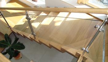 Haidbauer Holzbau - Stiegen