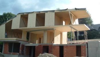 Haidbauer Holzbau - Wohn- und Bürohaus