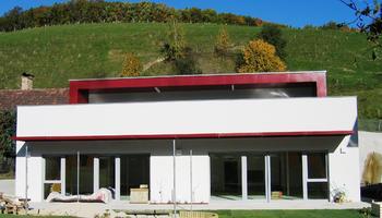 Neubau Kindergarten Edlach