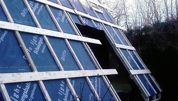 Haidbauer Holzbau - Dach und neue Fassade