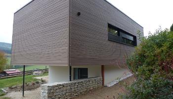 Haidbauer Holzbau - Wochenend- und Ferienhaus