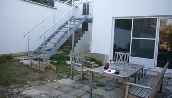 Haidbauer Holzbau - Terrassen Zäune