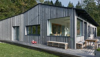 Haidbauer Holzbau - Einfamilienhaus Klamm
