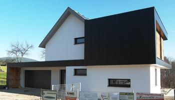 Haidbauer Holzbau - Neubau Einfamilienhaus
