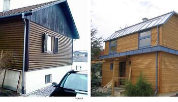 Haidbauer Holzbau -Sanierung Haus L.