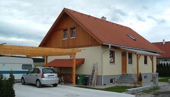 Neubau Würflach