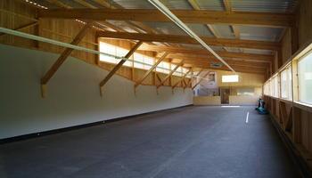 Eisschützenhalle