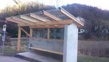 Buswartehaus Gemeinde Schottwien