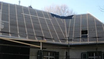 Haidbauer Holzbau - Neue Dämmung