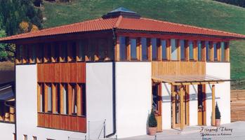 Neubau Bürohaus Prigglitz