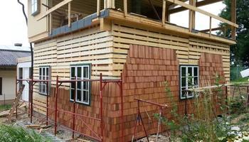 Haidbauer Holzbau - Aufstockung Seebenstein